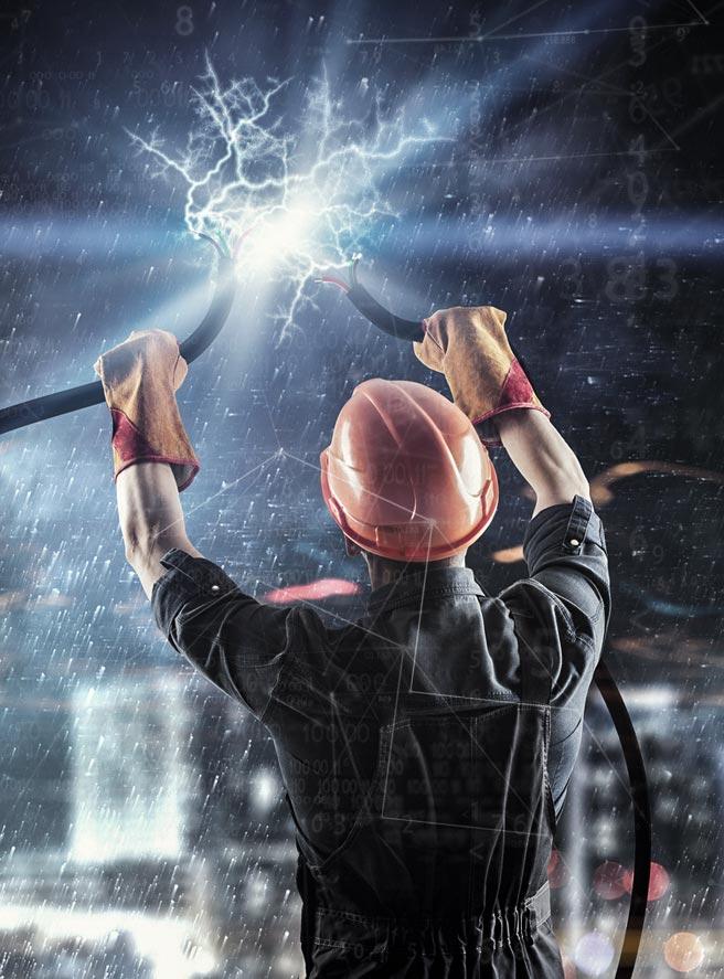 Instalacje<br />elektryczne & odgromowe